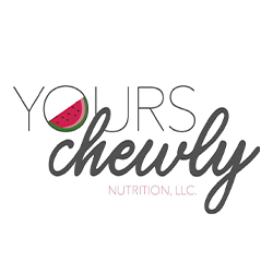 Yours Chewly LOGO